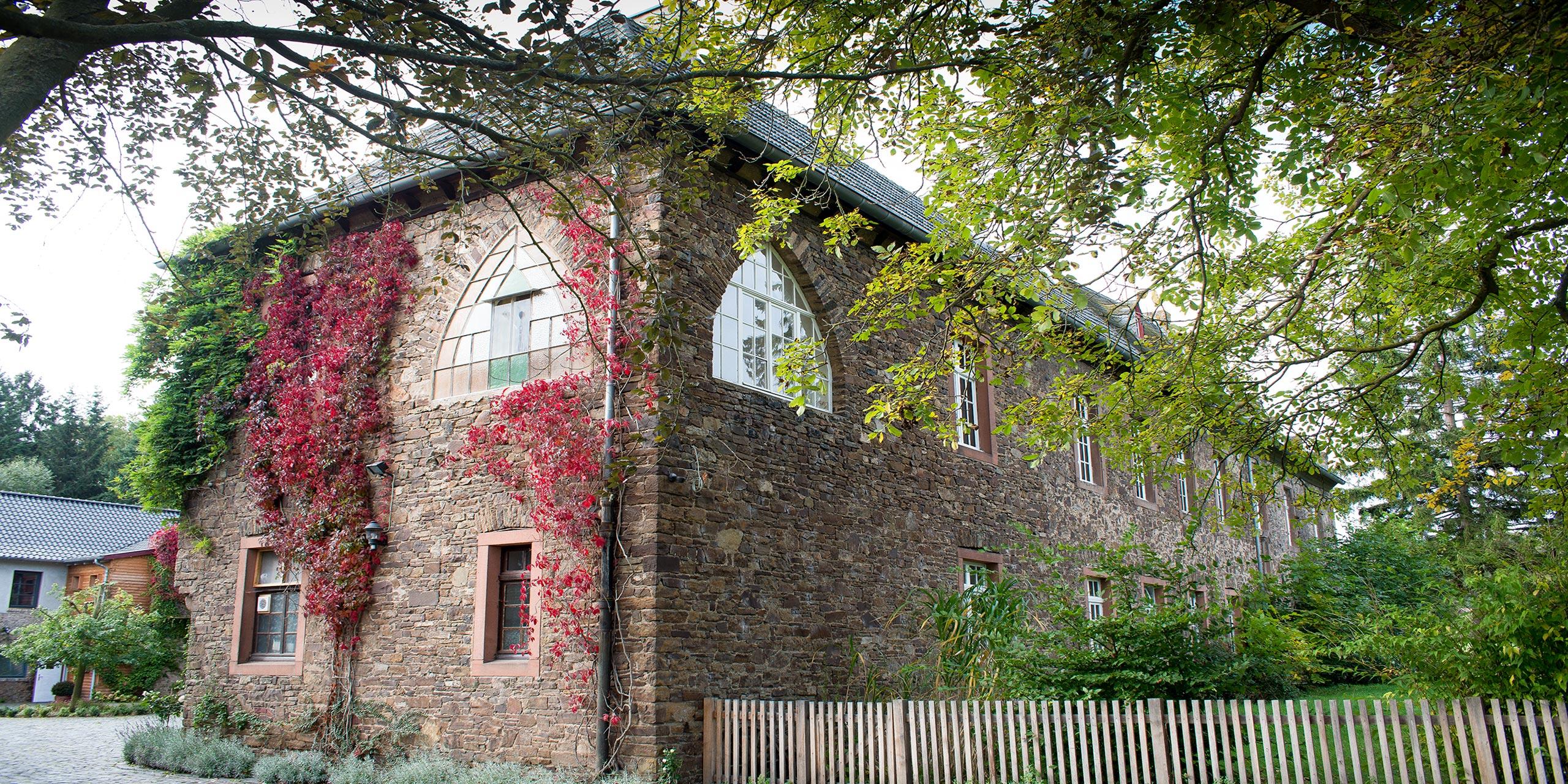 Kloster Schweinheim - Willkommen