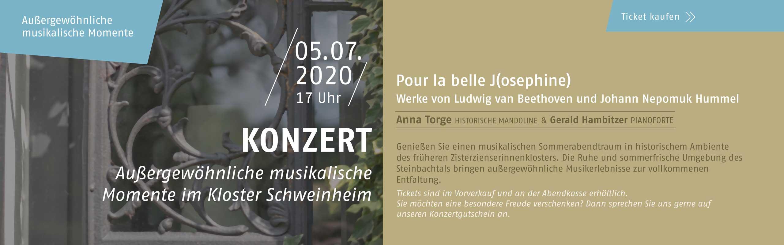 Kozert pour la belle J Beethoven Anna Torge und Gerald Hambitzer