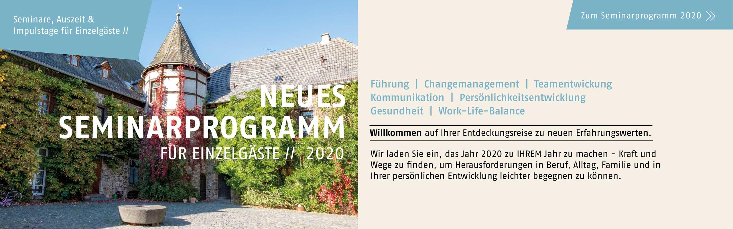 Impulstage im Kloster Schweinheim